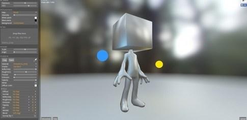 geom.io 3D人