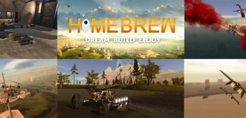 Homebrew - Vehicle Sandbox