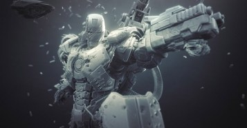 Zbrush Concept WAR MACHINE