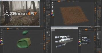 CTN animation eXpo 2014 Joseph Drust ZBrush 4R7 Demo