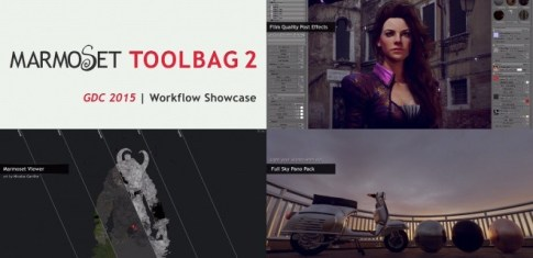 Toolbag 2 | GDC 2015 Workflow Showcase