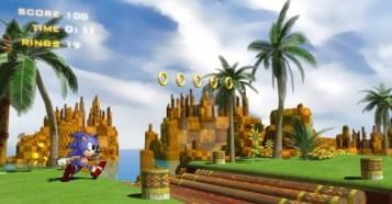Sonic the Hedgehog - HD Special Edition - ユニーク映像コンテンツでお馴染みpipocaVFXの新作はソニック・ザ・ヘッジホッグのHDリメイク!