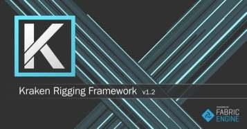 Kraken 1.2 - Fabric Softwareによるオープンソース・クロスプラットフォームのリギングフレームワーク!