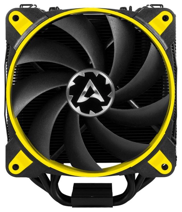 924-5 Arctic представила новую версию кулера Freezer 33 и вентиляторы с 10-летней гарантией
