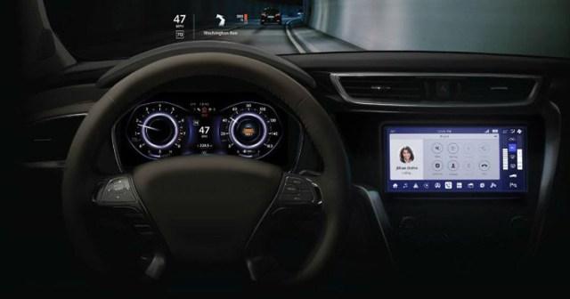 vist1 CES 2018: передовые дисплеи Visteon для автомобильных приборных панелей