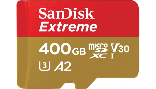 sd1 MWC 2018: SanDisk представила самую быструю в мире карту UHS-I microSD