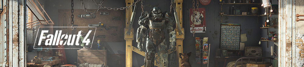 Image result for fallout 4 banner