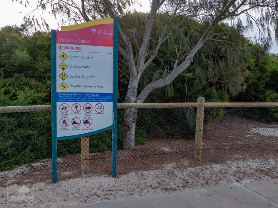 Perth - Mullaloo beach