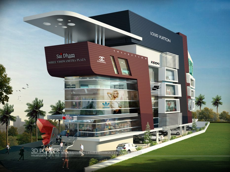 top-architectural-rendering-services-commercial-space-landscaping