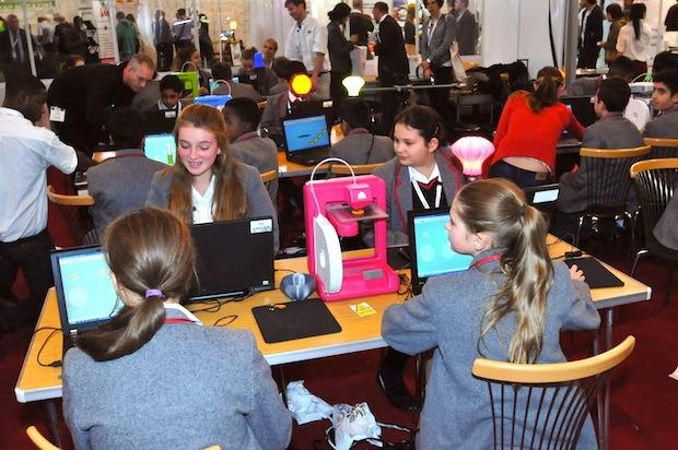 Bright Minds-3d Printing workshops