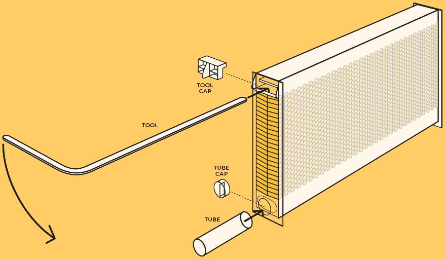 flow hive frame