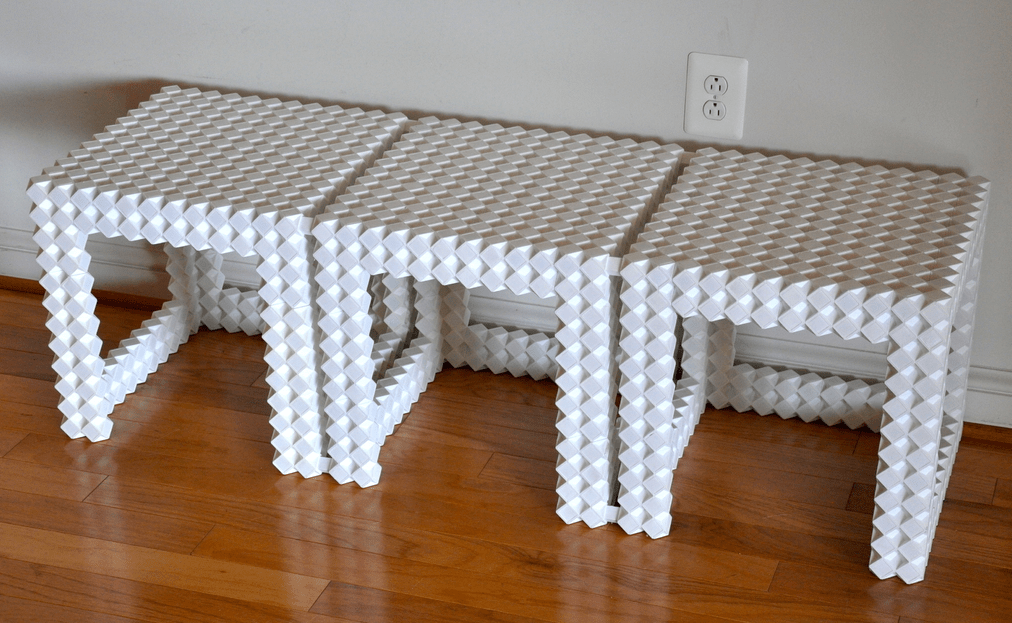 Build Useable Furniture With 3d Printable Modular