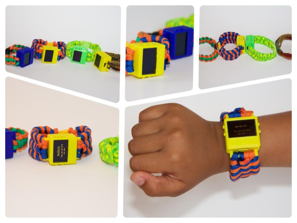 8 year old maker creates first 3dprinted programmable smartwatch introducing the o watch a kids programmable smartwatch with the o watch you will be able to program games like rock paper scissors andmake programs solutioingenieria Choice Image