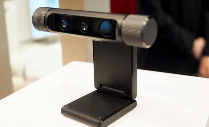 Razer Realsense 3d Camera Scanner To Bring Intel Tech To