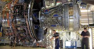 RollsRoyce Flies Their Most Powerful Jet Engine Ever Made