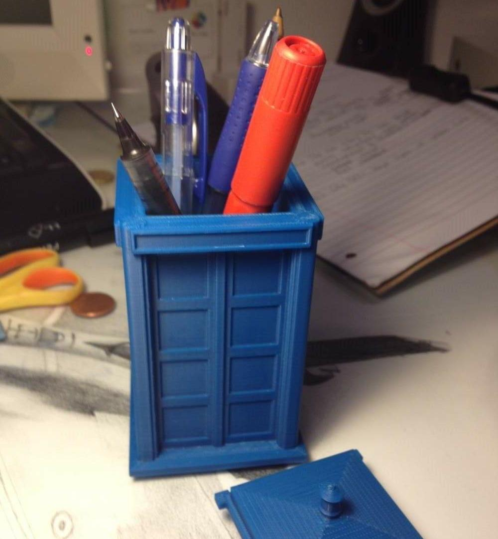 Blue Mini Pendant Light