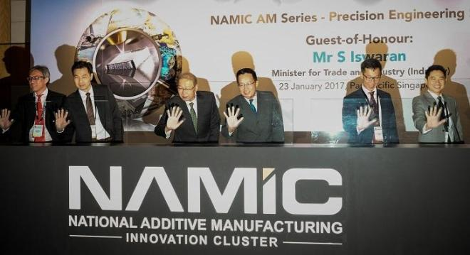 NAMIC Launch at the Pan Pacific Singapore