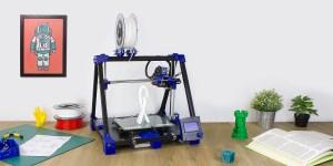 Impresoras 3D en KIT para Makers, FabLab y Emprendedores