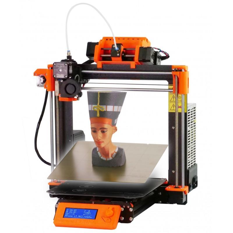 Impresora 3D i3 MK3S Multi Material Prusa Original – 3Dprint.pe