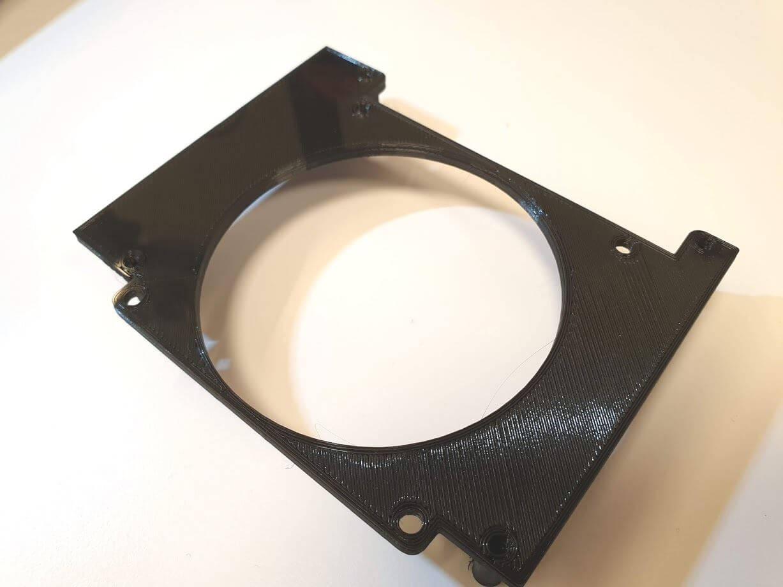 80 mm adapter 3 | CR-10s Pro upgrade - 80mm motherboard fan mount