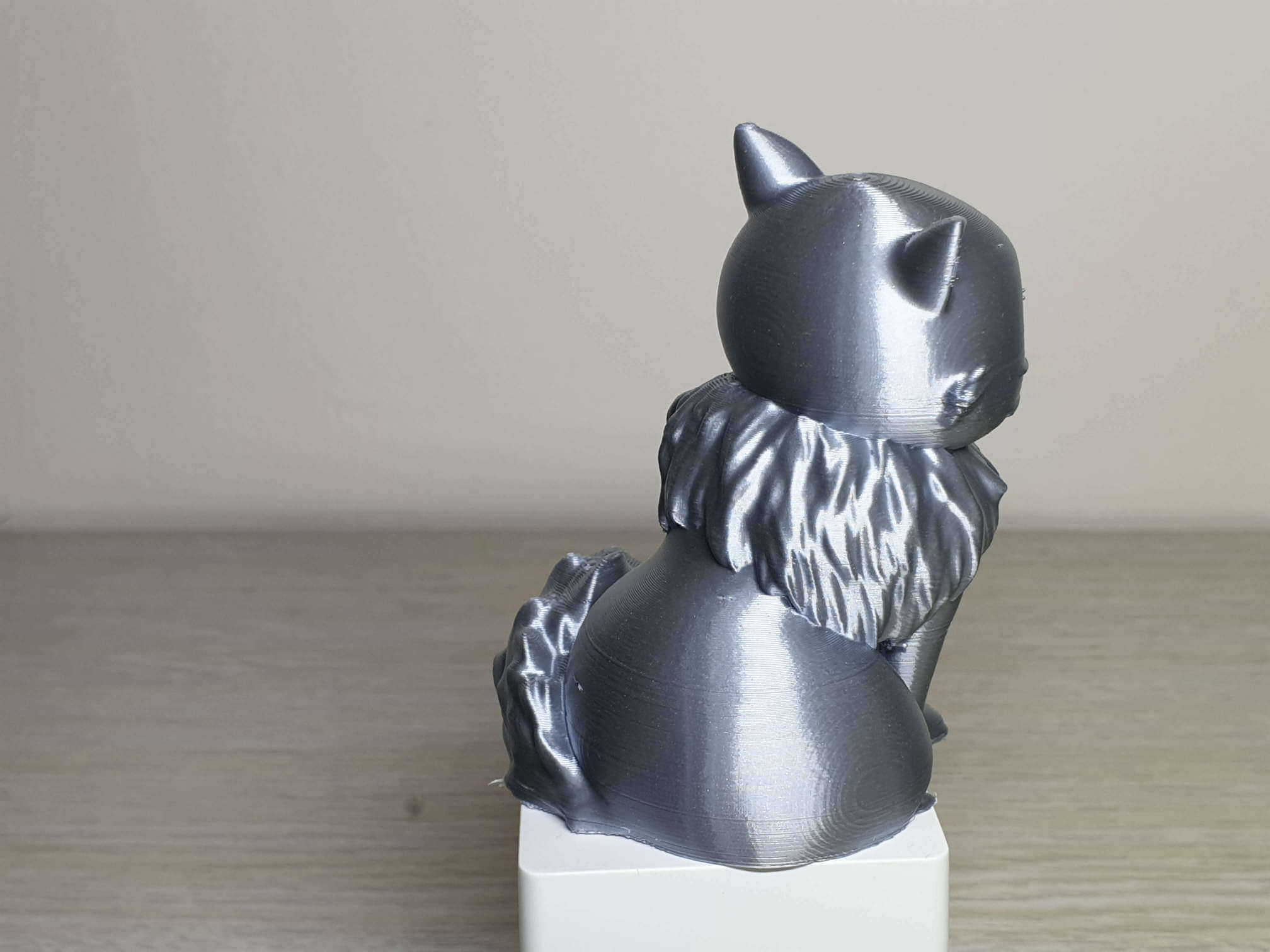 Lily printed on Longer Cube2 Mini 1 | Cube2 Mini Review - 3D Printer for Kids