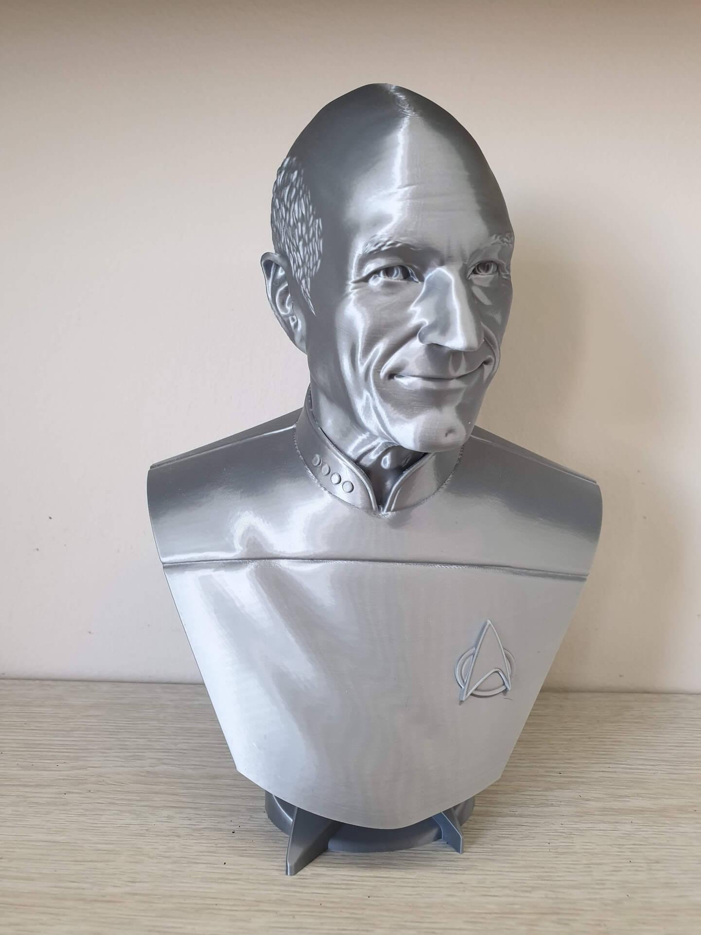 Picard Bust Artillery Genius Review