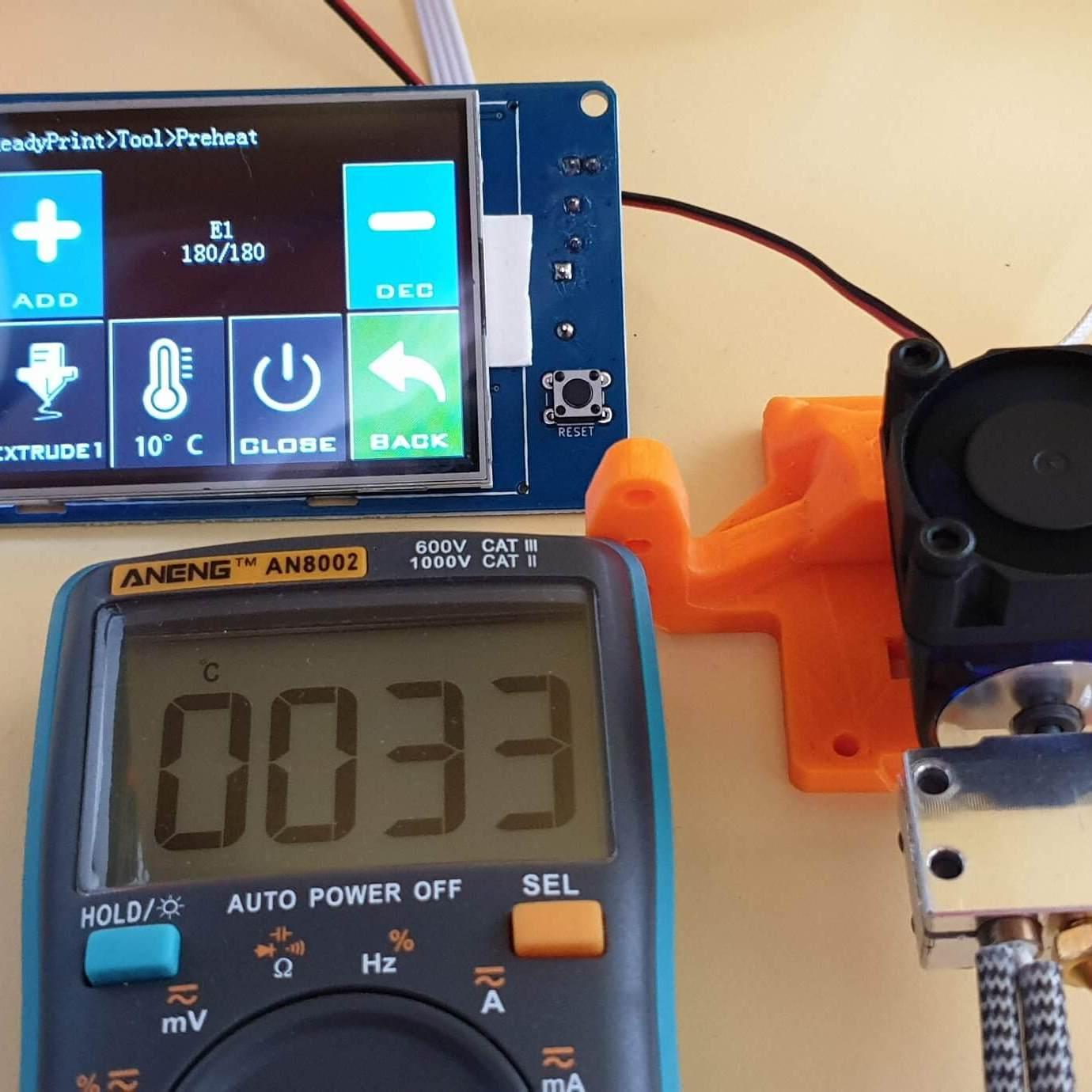 Copperhead heat break review - V6