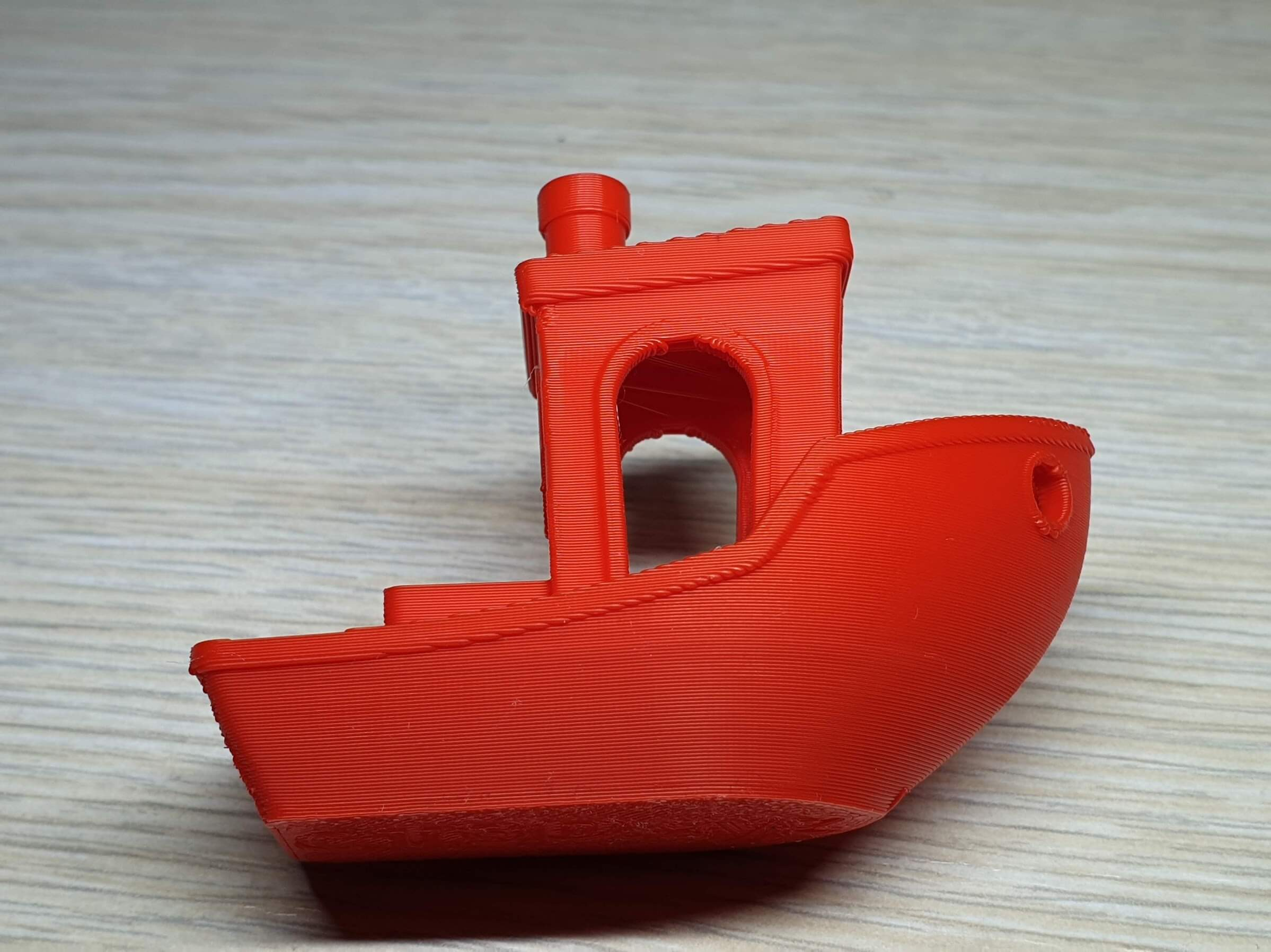 BIQU-B1-3D-Benchy-print-test-1