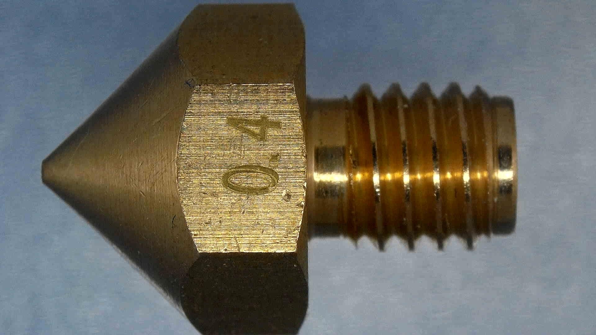 BIQU-B1-Nozzle-13D Printer Nozzle Comparison