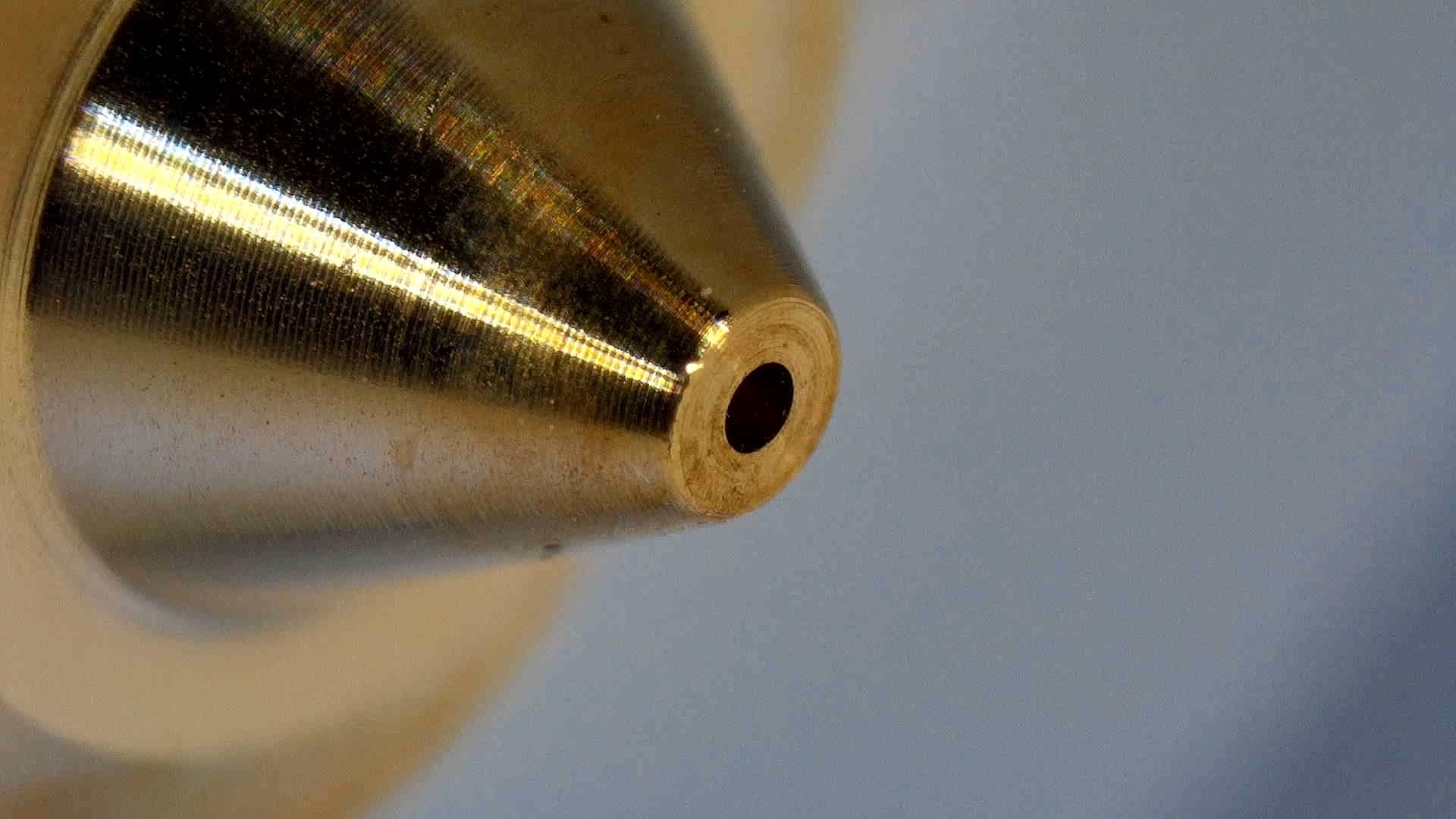 Mellow-NF-V6-Sharp-Volcano-Brass-Nozzle-2-3D Printer Nozzle Comparison