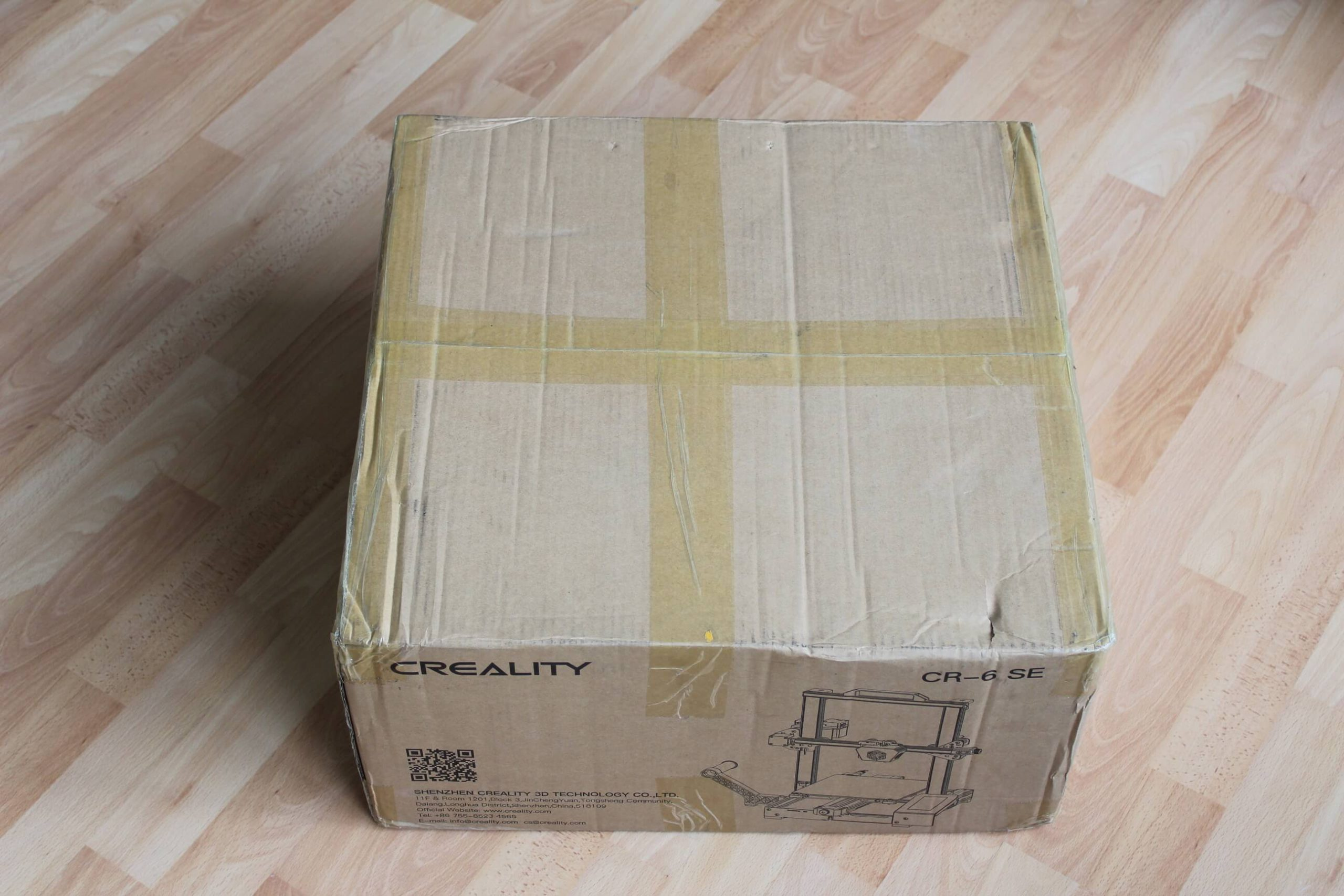 Creality-CR-6-SE-Review-Packaging-1