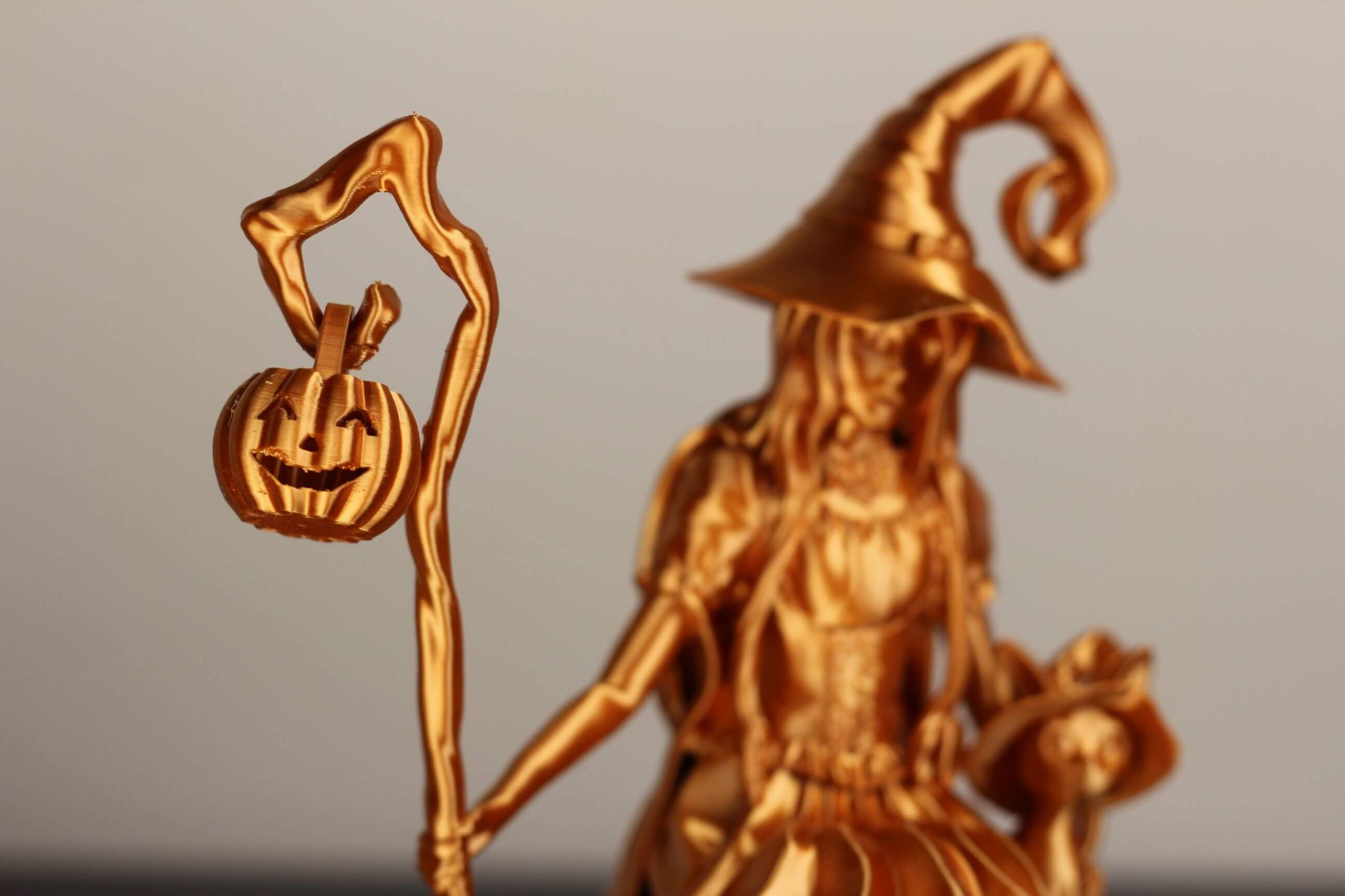 Zellae The Witch on CR 6 SE 6 scaled | Creality CR-6 SE Review: Ender 3 Evolution