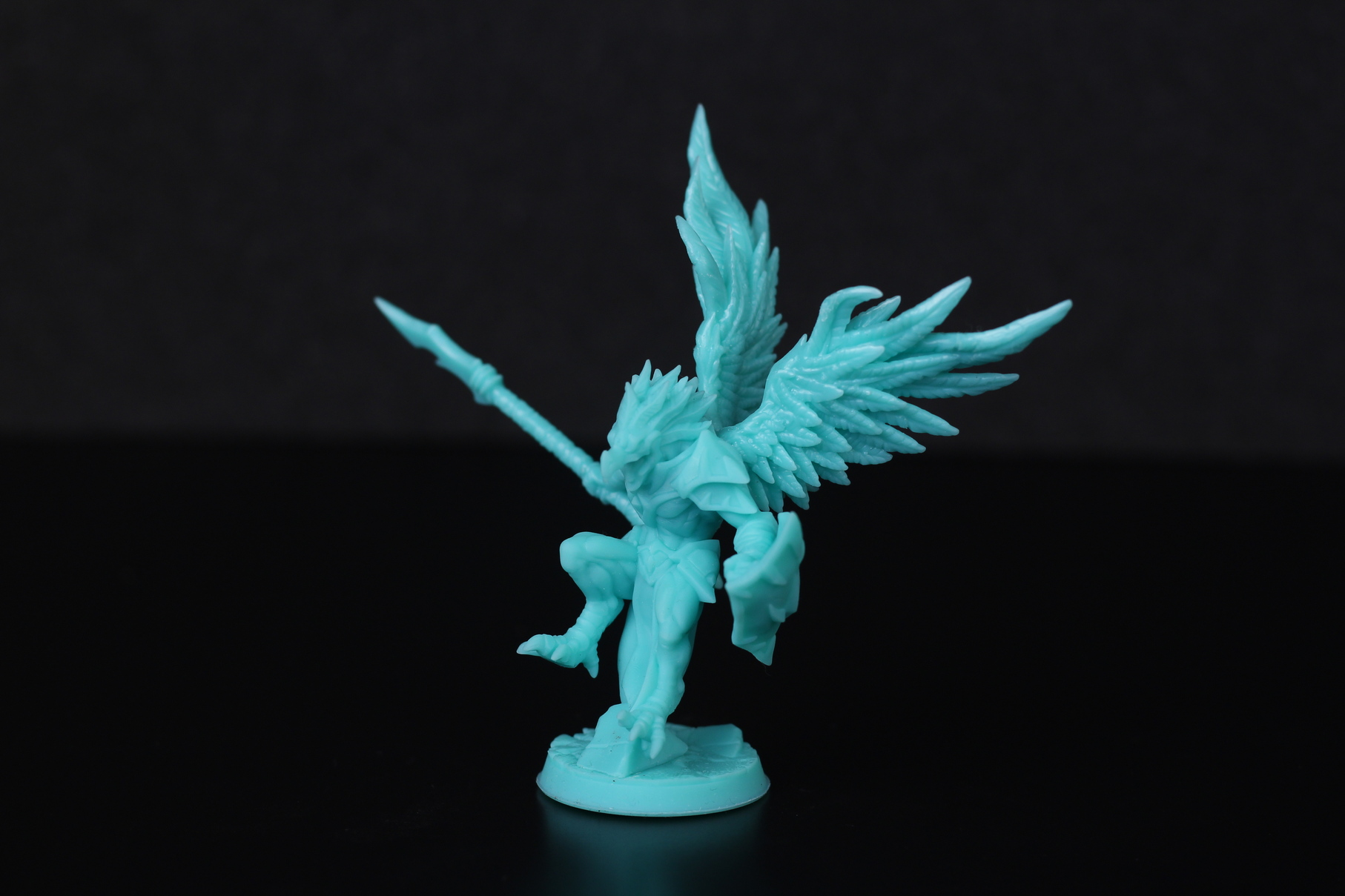 High Gryphkin printed on Anycubic Photon Mono X 5 | Anycubic Photon Mono X Review - Large Format Resin 3D Printer