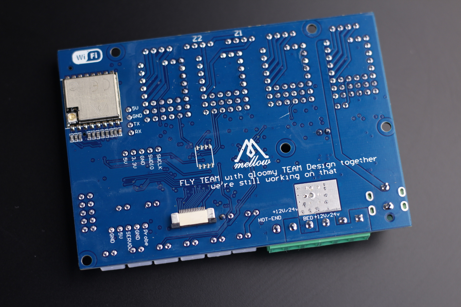 Mellow-FLY-RRF3-Board-Back