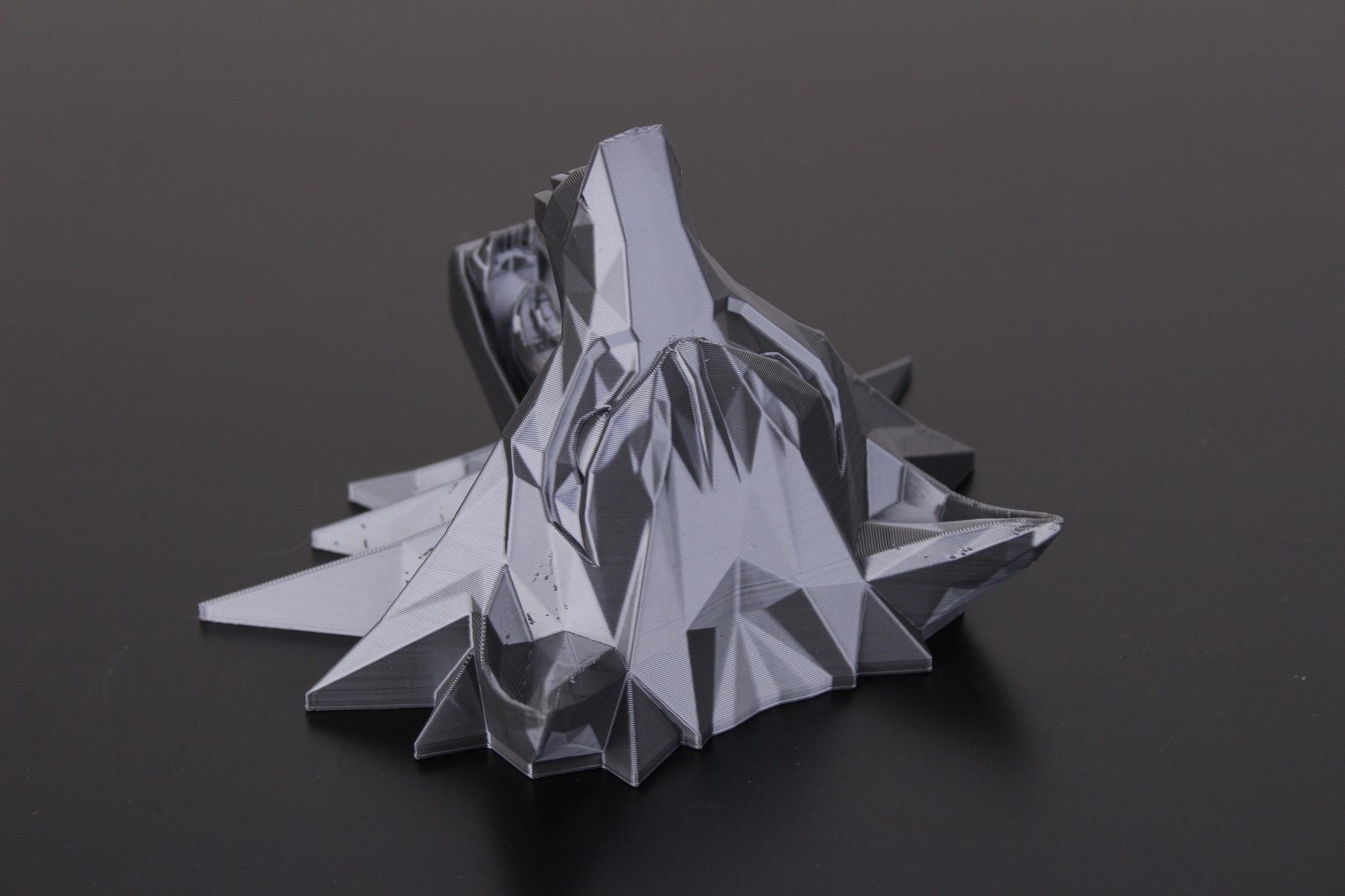 Witcher Wolf Medallion 3   Trianglelab Spiral Tower Hotend Review