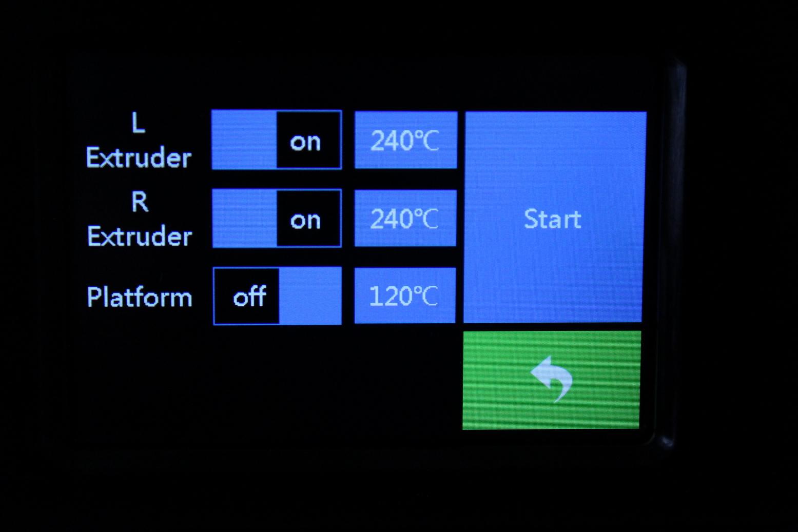 FlashForge-Creator-Pro-2-Touchscreen-Interface-7