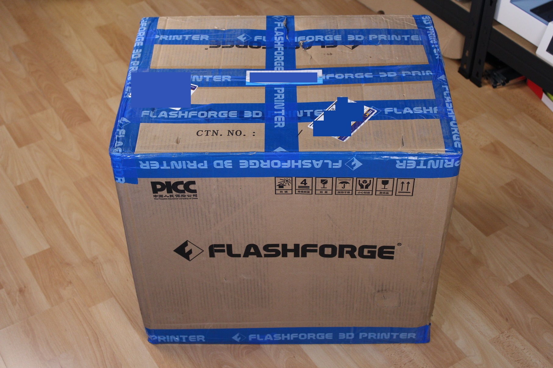 Flashforge-Creator-Pro-2-Shipping-and-Packaging-5