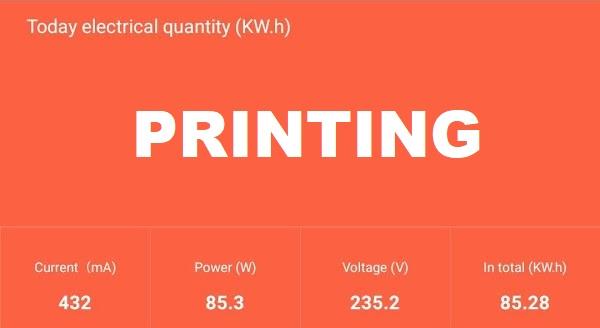Flashforge-Creator-Pro-2-Power-Draw-Printing