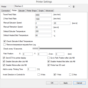 Repetier Printer - PC