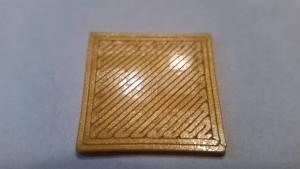 Layer Height: 0.2mm First layer height: 150% First layer width: 200%