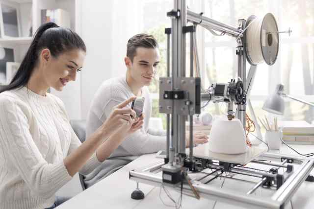 Does A 3D Printer Use Ink?