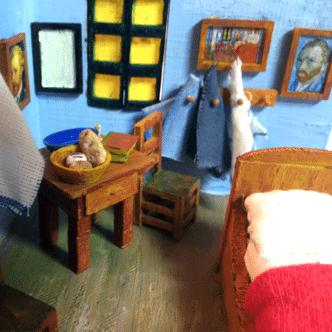 Van Gogh Bedroom In Arles | Van Gogh Bedroom In Arles Print Psoriasisguru Com