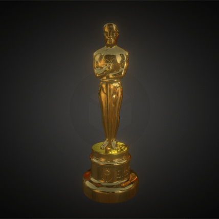 Free 3d Printable The Oscar Award 3d Printing Industry