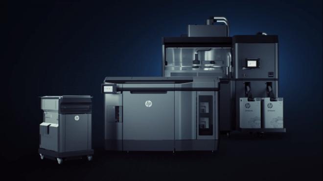 HP Fusion Jet 3D 4200. Image via HP.
