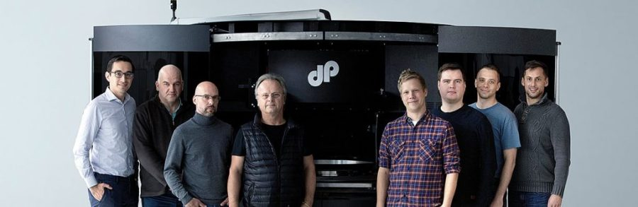 The dp polar team. Photo via dp polar.