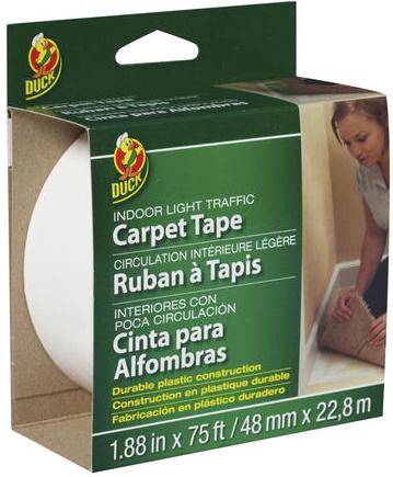 Duck Carpet Tape