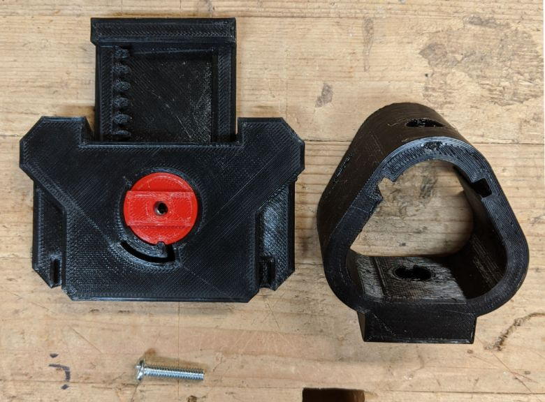 M12 Holder Parts