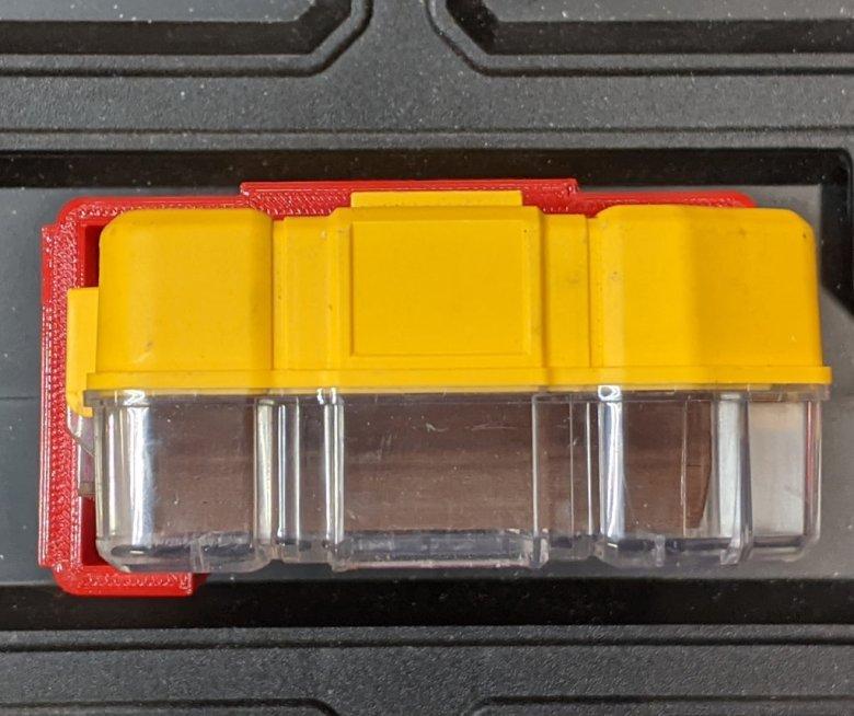 ToughCase+Medium Box Bracket from Above