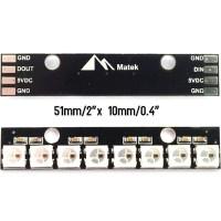 MATEK LED BOARD WS2812B