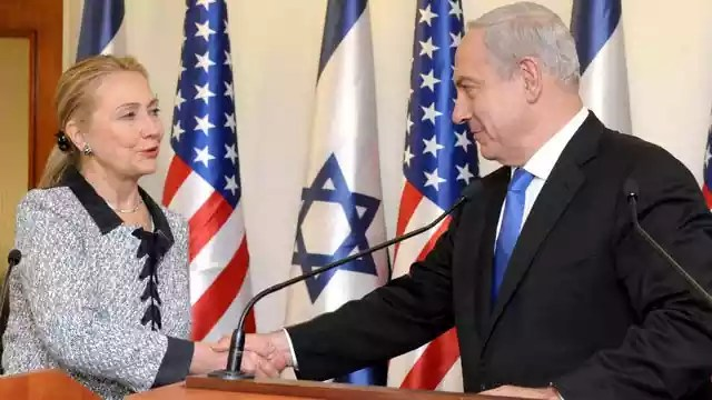 hillary clinton syjonizm